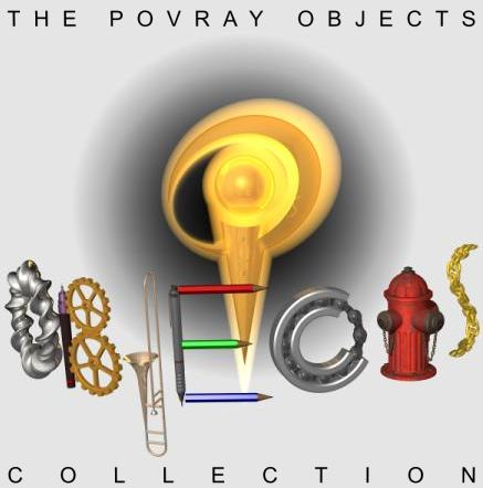The POVRay Objects Collection